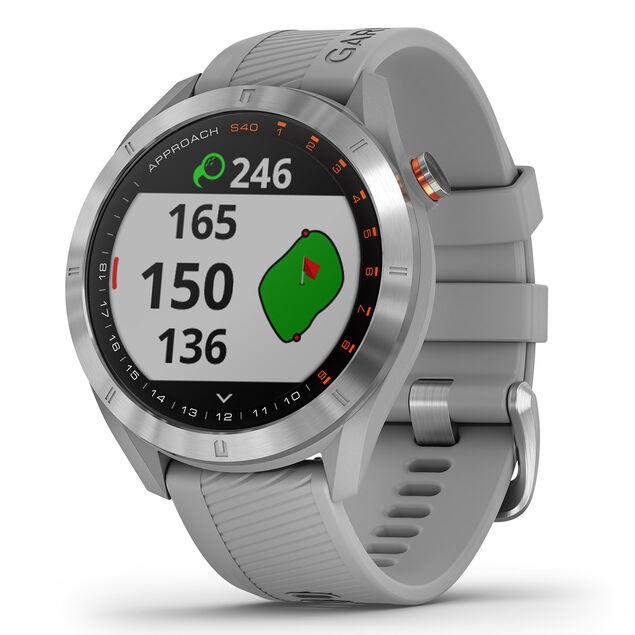 selezione migliore c5ff5 a05e8 Orologio GPS Garmin Approach S40