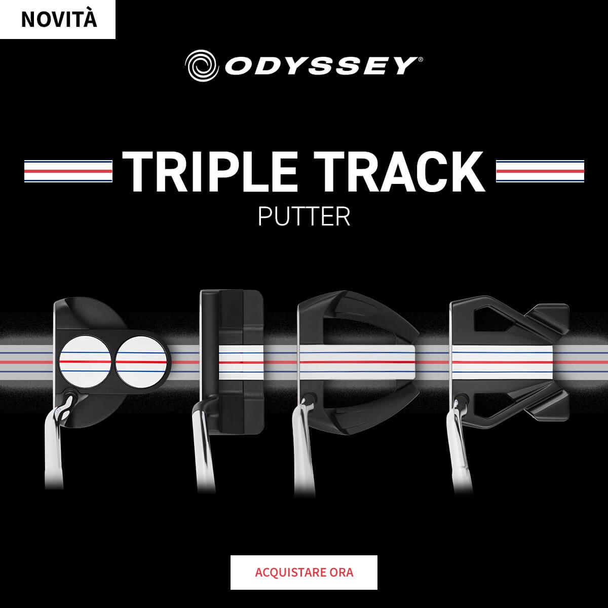 ODYSSEY TRIPLE TRACK
