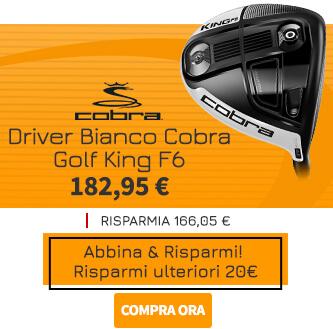 Cobra King F6 Driver