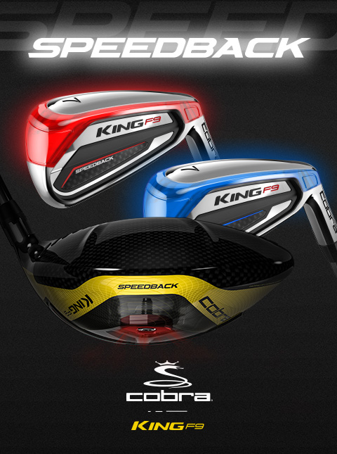 Cobra King F9 Drivers & Irons - Buy Now